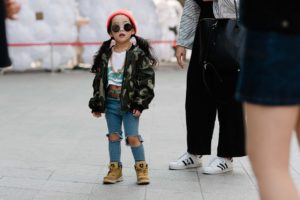 Неделя моды в Корее