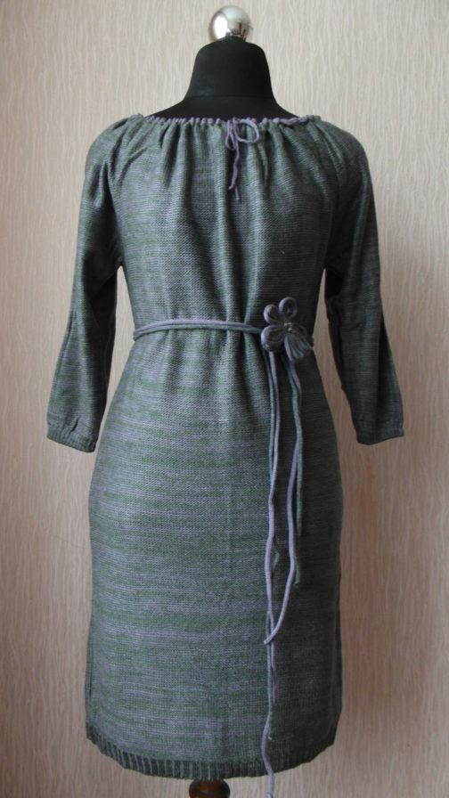 платье в стиле этно