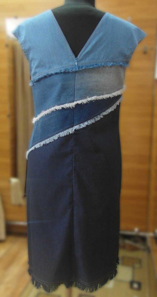 джинсовый микс family look