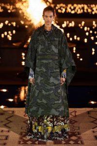 Диор, мода на стыке культур