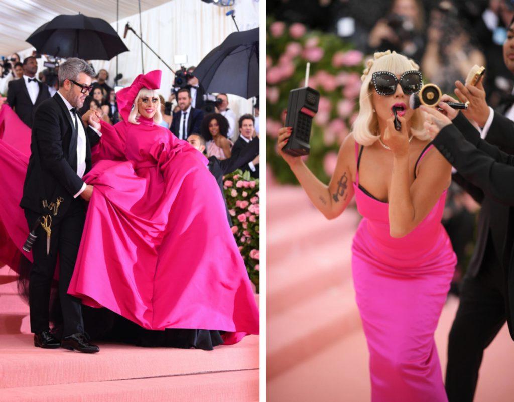 леди Гага и брендон максвел
