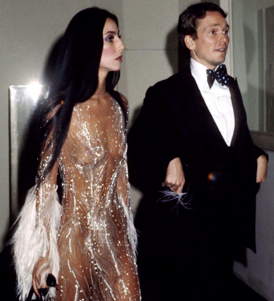 Шер на Met Gala 1974