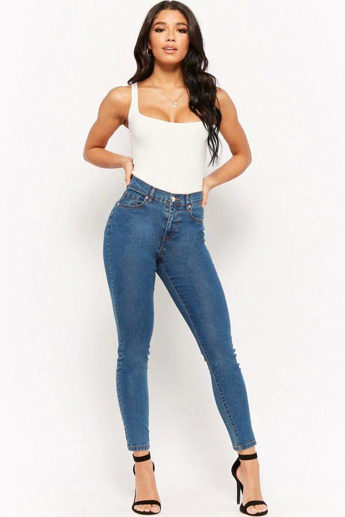 джинсы в интернет магазине forever 21