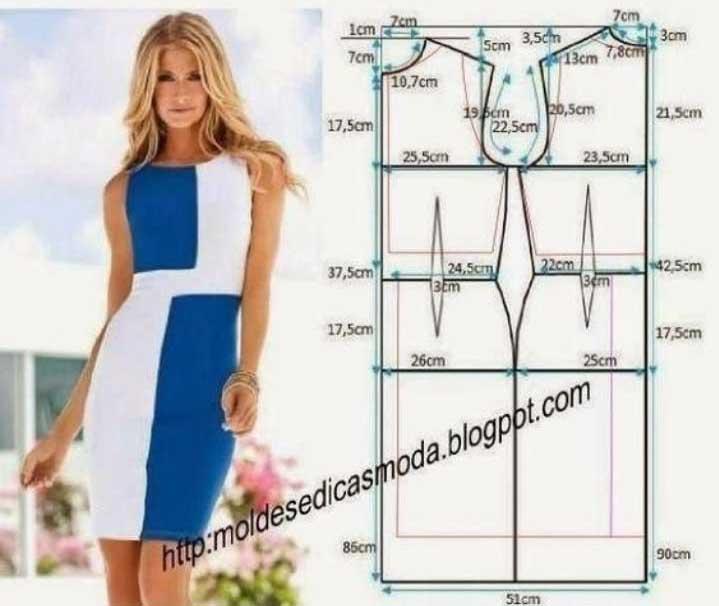 картинка платья с бразильского сайта