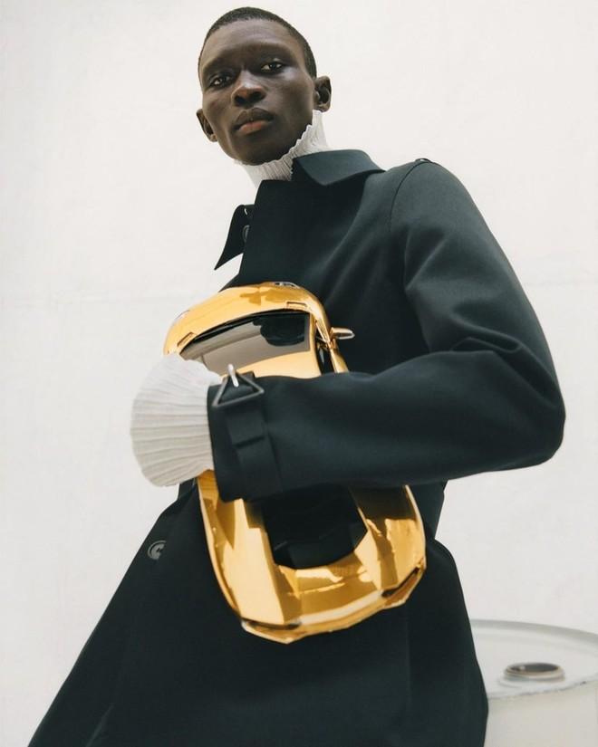 неоконсерватизм новый стиль Bottega Veneta.