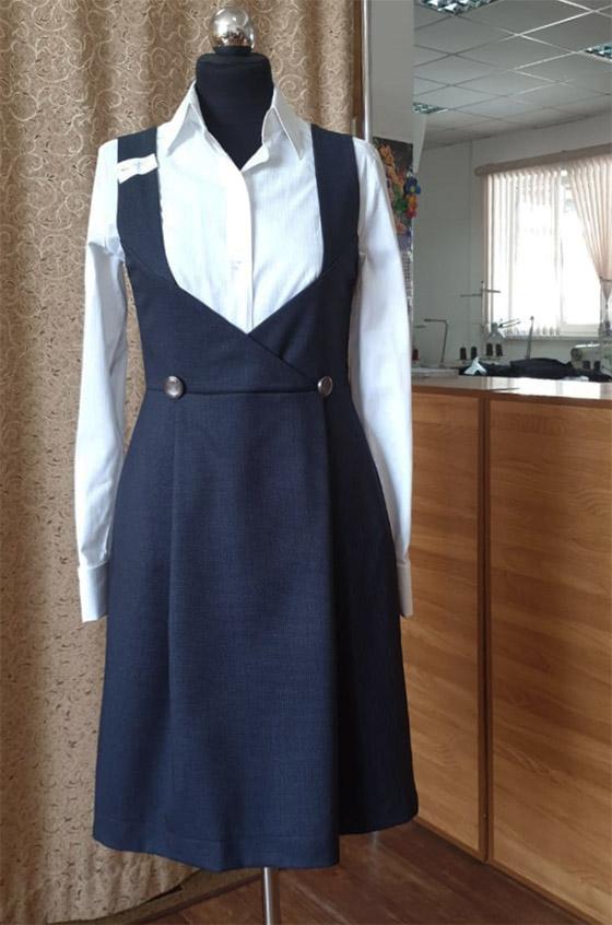 униформа для студенток