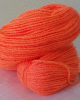 Кавказская пряжа (апельсин)