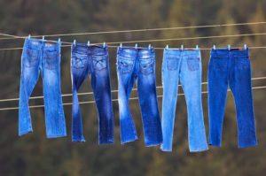 Грязное дело-нужно ли стирать джинсы?