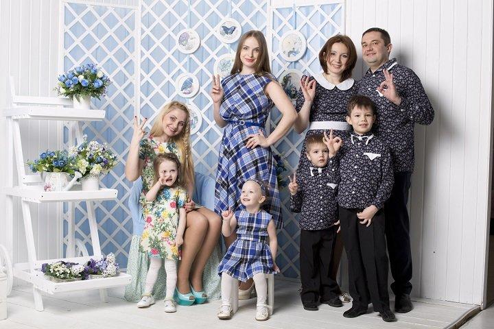 Family Look, как образ жизни!