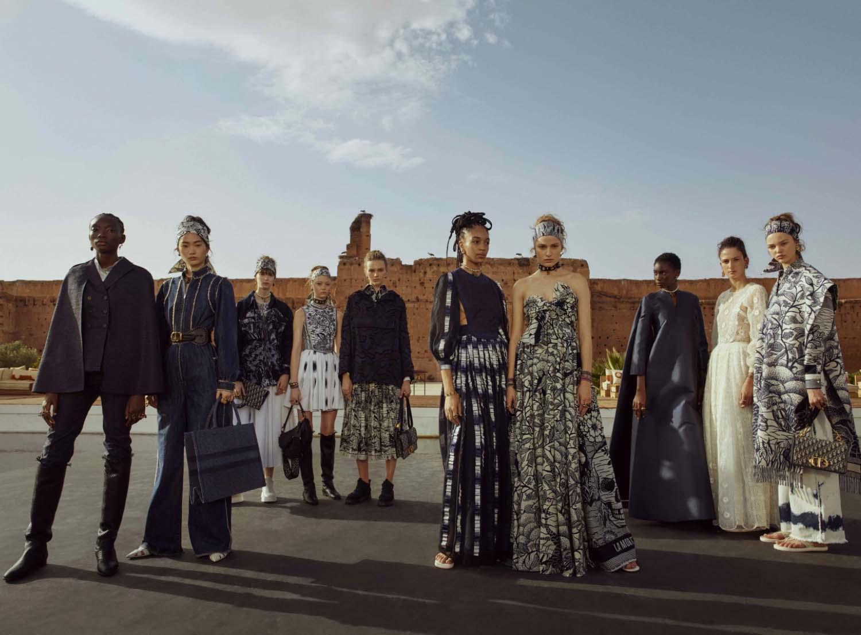Dior- воплощение красоты в законченном образе!