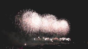 Фестиваль фейерверков -три потрясающе ярких вечера в небе над Ессентуками.