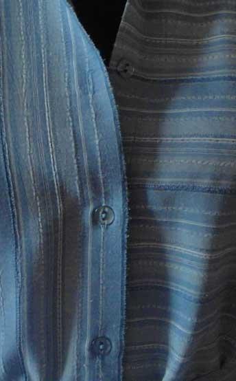 фактурная ткань для платья рубашки