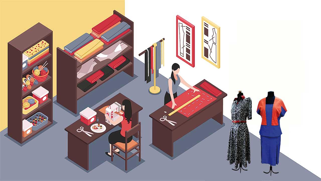 Красиво шить не запретишь – ателье стоит ли начинать и сколько это стоит?