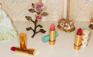 средства для макияжа от  GUCCI вновь появились на полках магазинов