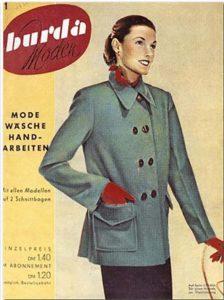 110 лет со дня рождения Королевы платья Энне Бурда