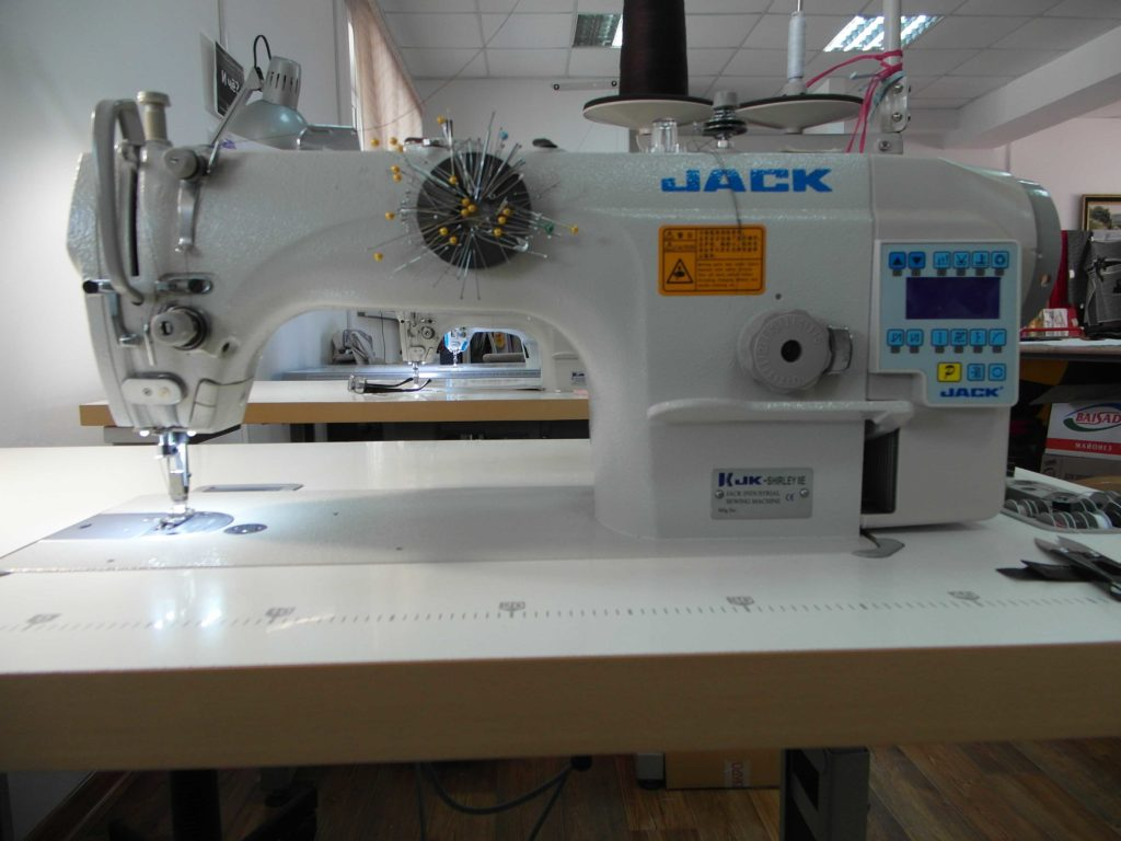 профессиональная прямострочная швейная машина