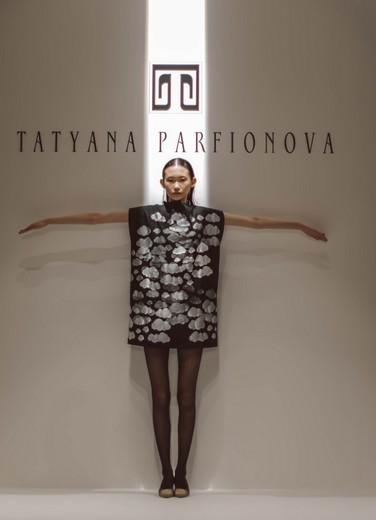 Модный дом Татьяны Парфеновой на неделе моды в Токио