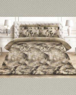 """Комплект постельного белья полутороспальный """"Одинокий волк"""""""